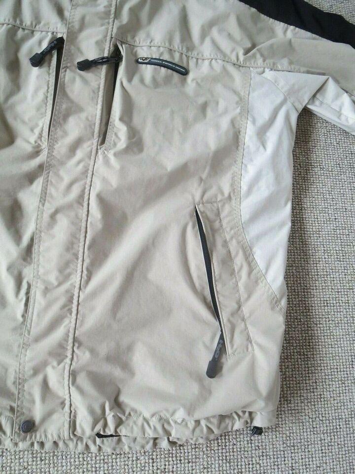 Skijakke, H2O technical sportswear equipment, str. XL