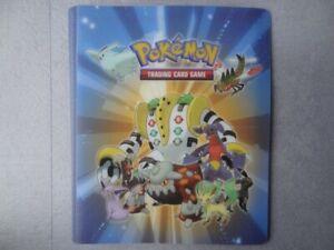 Album pochette rangement de 14 pages année 2009 pour cartes POKEMON   eBay