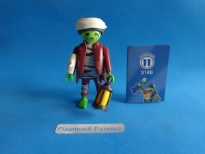 Playmobil Figures Series 11 Zombie Mummy NEW IN BAG 9146