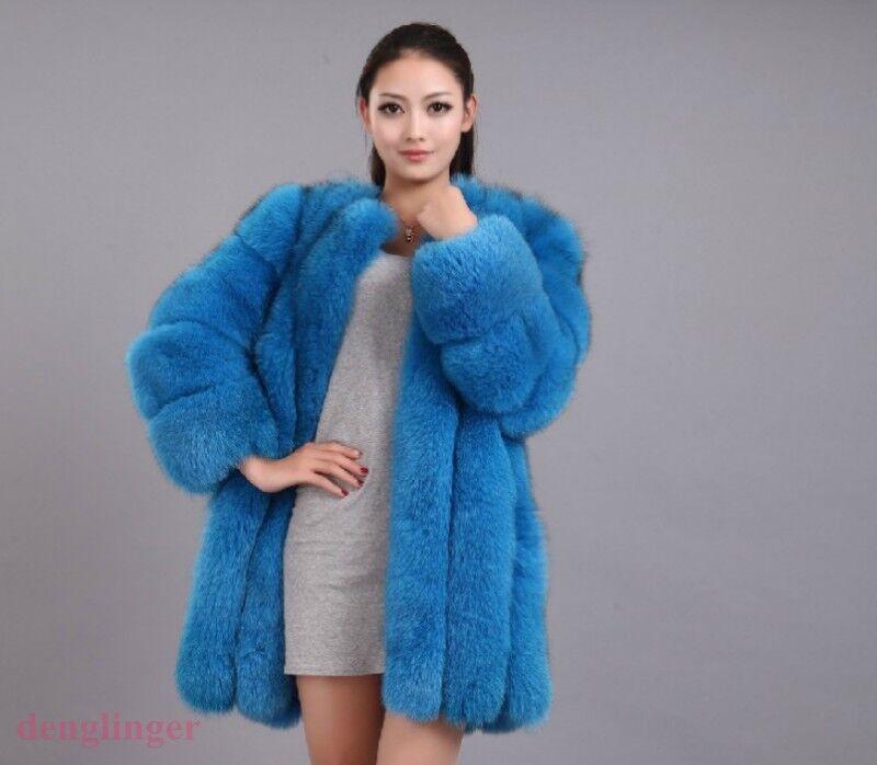 Faux  fur abrigo invierno mujeres chaqueta cálida Grueso Parka Prendas de abrigo de moda  calidad oficial