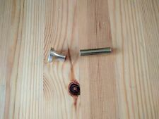 10 gauge Shotgun Ramrod tip & End solid brass 11-20-106 & 610 MADE IN USA