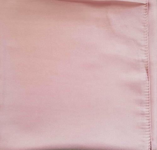 SATIN Kopftuch RayonEsarp Hijab 15 Unifarben 95x95cm Tesettür Halstuch