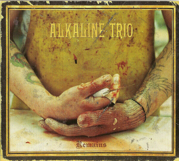 Alkaline Trio ‎– Remains DIGIPAK / CD+DVD