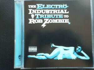 The-Electro-Industrial-Tribute-to-Rob-Zombie-CD-2002-rock-metal