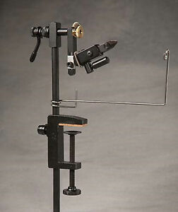10% discount offer on fly tying tools!! Angelsport-Fliegen-Bindematerialien GRIFFIN ODYSSEY SPIDER CAM ROTARY VISE