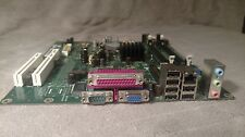 Dell Optiplex GX520 Small Desk Top Motherboard +CPU CN-0XG312-70821