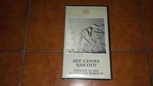 CINTA-DE-V-DEO-VHS-CASTELLANI-ASSUNTA-CUOZZO-DOS-CANOVA-OCULTO-ANTONIO-CANOVA