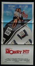 TOM HANKS SHELLEY LONG classic movie poster THE MONEY PIT comedy hot 24X36