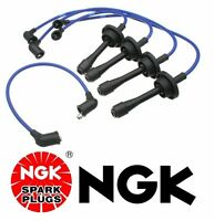 Ngk Spark Plug Wires Set Coupe Sedan For Toyota Corolla 1971-1982