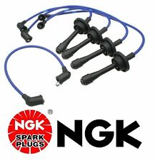 New NGK Spark Plug Wires Set Coupe Sedan for Toyota Corolla 1971-1982
