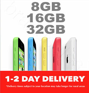 AS-NEW-Apple-iPhone-5c-8GB-16GB-32GB-4G-100-Unlocked-EXPRESS-FROM-MELBOURNE-MR