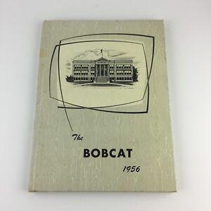 1956-The-Bobcat-Yearbook-Union-High-School-Island-City-Oregon-history-Student