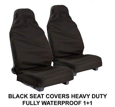 VW JETTA 11- HEAVY DUTY WATERPROOF SEAT COVERS 1+1