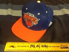 Adidas Performance New York Knicks Basketball Anthem Hat Cap Snapback