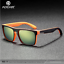 KDEAM Men Polarized Sport Sunglasses Outdoor Driving Fishing Square Glasses New