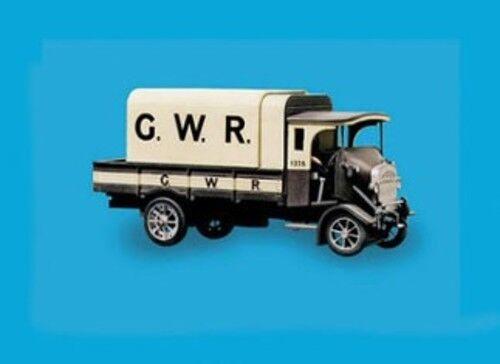 GWR OO//HO Vehicles Model Scene 5136 Thornycroft PB 4 ton Lorry