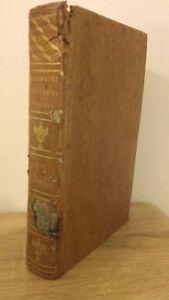 Dizionario Delle Sciences X C. L.F 1815 Parigi ABE Volume 12