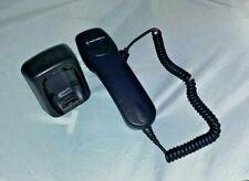 Motorola Rln4756 Detective Mic Telephone Style Radio Handset Microphone With Base
