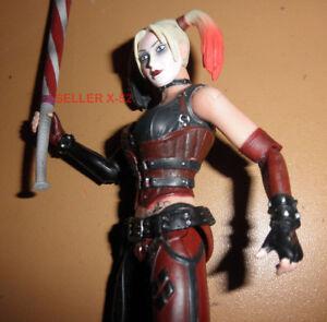 DC-UNIVERSE-arkham-city-HARLEY-QUINN-figure-Joker-Girlfriend-FEMALE-toy-Batman