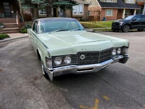 1969 Lincoln Continental Continental