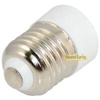 Lot 5Pcs E27 to E14 Base LED Light Lamps Bulb Adapter Converters Screw Socket