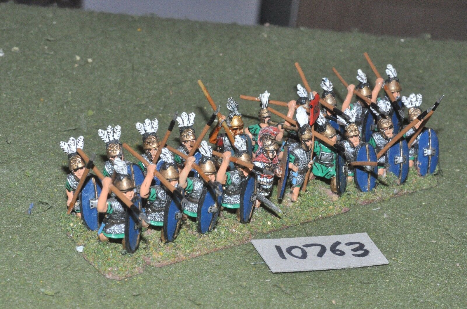 25mm roman era   roman - infantry 20 infantry - inf (10763)