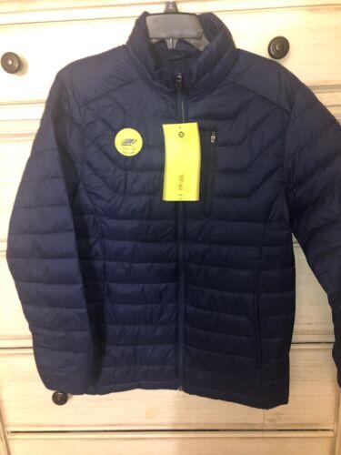 Packable Tamaño Nuevo los Xxl calor retiene Jacket hombres el American Xersion 100 Puffer de Navy 8nT6nRU