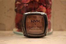 NYX Powder Blush color Taupe PB11 (Matte Taupe) old version 4g