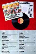 LP Hit News (Hör Zu EMI 1C 058-45 204) D 1978 feat Kraftwerk Rare Earth