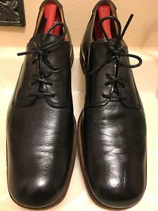 Barracuda boots men leather Italy made