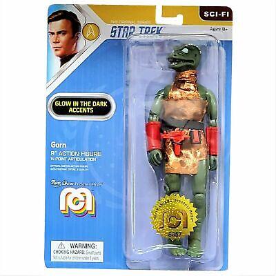 "MEGO GORN Star Trek 8/"" figurine avec Glow in the Dark Accents LOOSE NO Packaging"