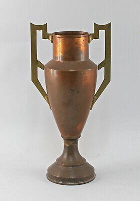 8433008 Kupfer Amphore Vase Anfang 20. Jh. äRger LöSchen Und Durst LöSchen
