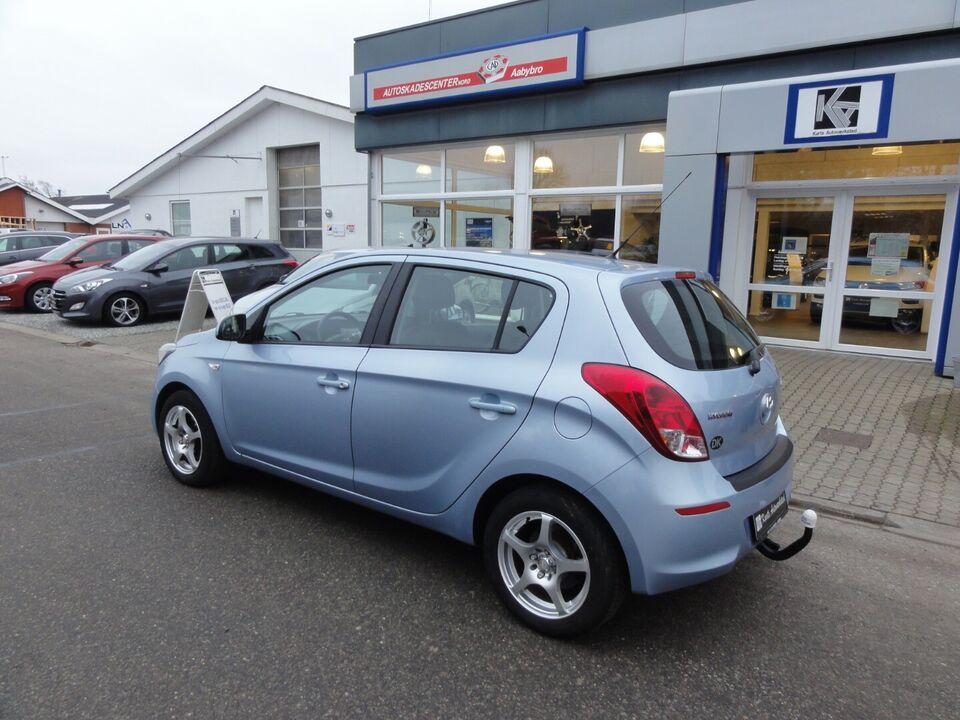 Hyundai i20 1,25 Classic XTR+ Benzin modelår 2013 km 154000