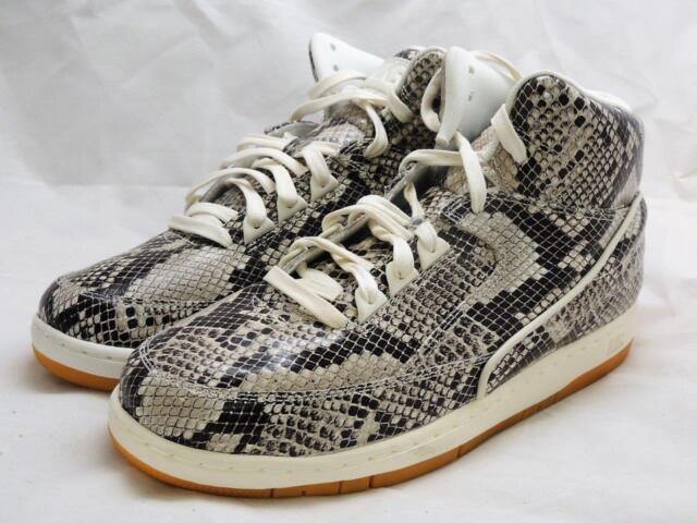 19e5f6f7d81745 Nike Air Python Premium SNEAKERS Brown Slate Gum Light Brown Stone ...