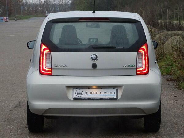 Skoda Citigo 1,0 60 Ambition GreenTec - billede 5