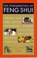 Fundamentals of Feng Shui by Lillian Too (2000, Hardcover )
