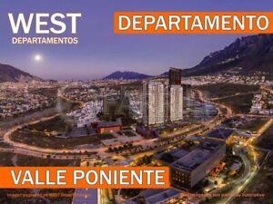 DEPARTAMENTOS PREVENTA WEST VALLE PONIENTE   Monterrey Santa Catarina San Pedro