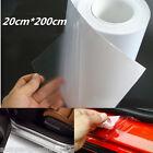Clear Car Door Sill Edge Paint Protection Vinyl Film Sheet Anti-Scratch 20*200cm