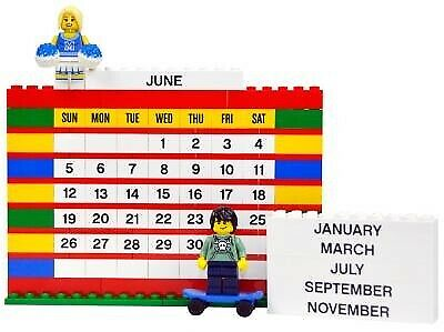 Lego Creator, 853195 Calendar