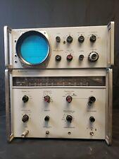 Hewlett Packard 8551a851a Spectrum Analyzer System Vtg Hp Display Rf Sections