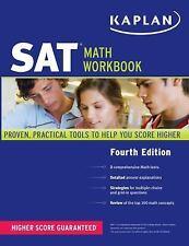 Kaplan SAT Math Workbook-ExLibrary