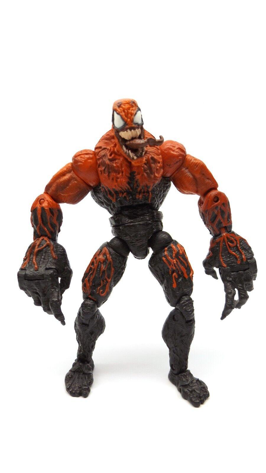 Marvel Legends 6  Inch Toybiz Spider-Man Classics Symbiote Toxin Loose