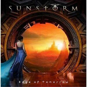 CD SUNSTORM EDGE OF TOMORROW BRAND NEW SEALED