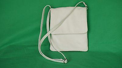 kleine Tasche aus Hochwertige Leder umhängetasche schultertasche weiss bags