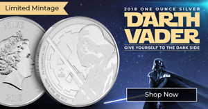 2018-Niue-1-oz-999-Fine-Silver-Darth-Vader-Coin-Star-Wars-Bullion-Series-BU