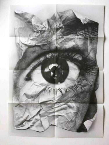 JR print street art inside out 28mm ORIGINAL
