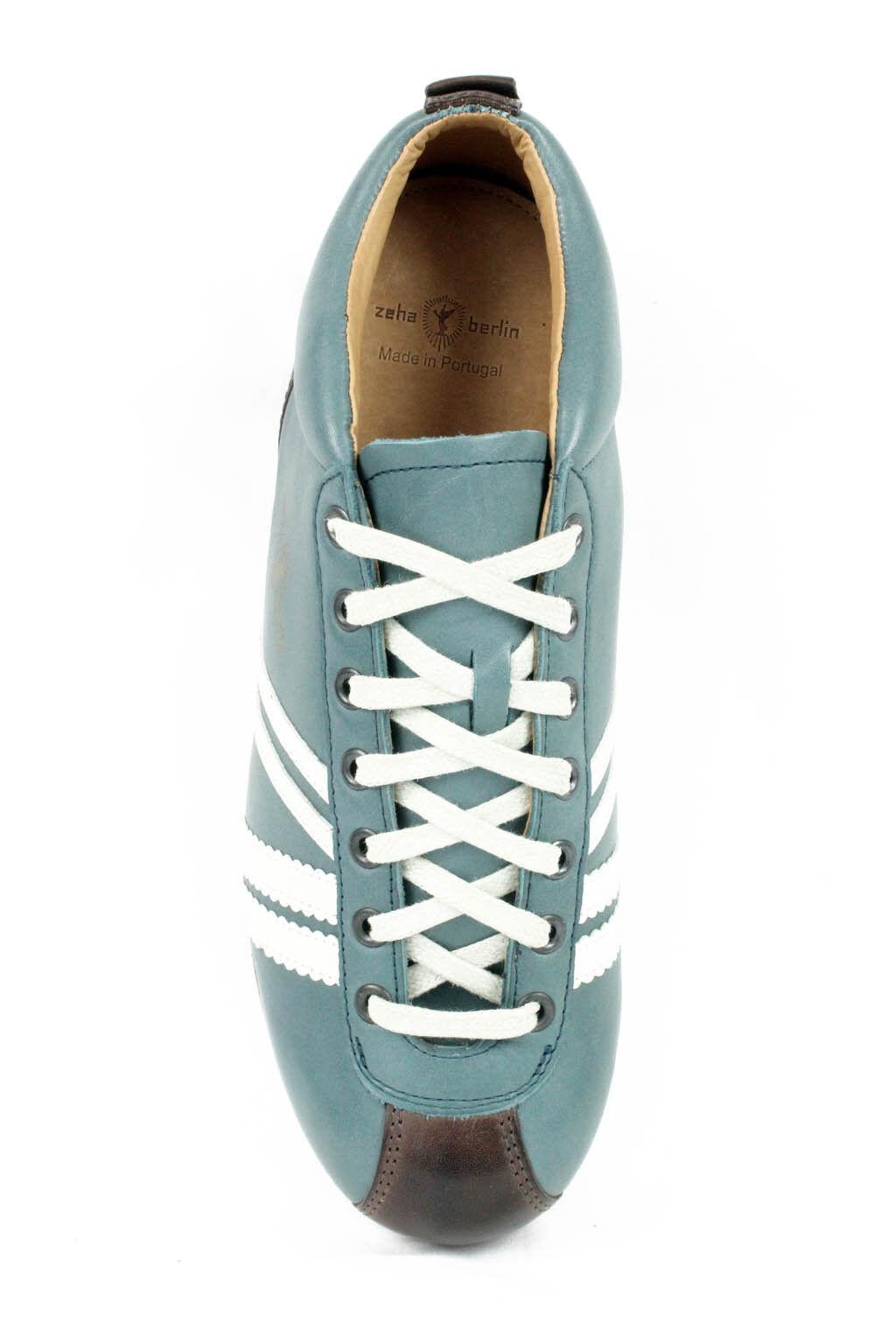 Zeha Berlin Carl h h h  ner Ligue Benisa Grey Chaussures Sneaker Vélo de Course Singlespeed Fixi | Sale Online  df34f2