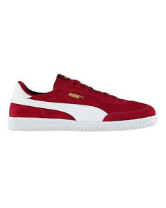 buy popular b44a4 98d0e Details about PUMA Mens Astro Cup Sneaker DARK RED