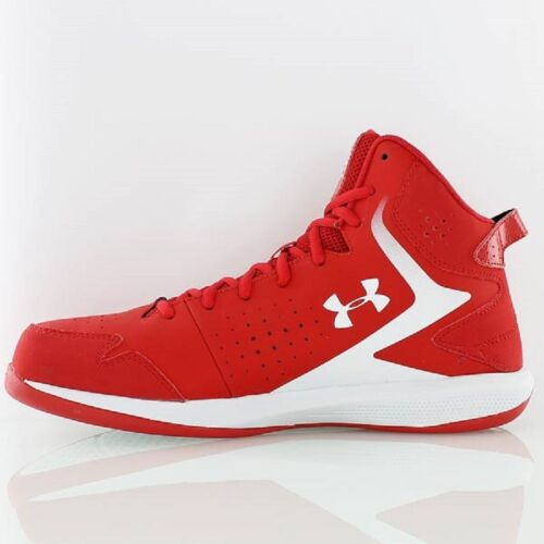 """RRP:£105 Under Armour Men/'s Lockdown  Basketball Shoes  /""""2 great colors/"""""""