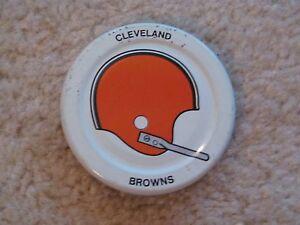 1970 s cleveland browns 2 gatorade bottle cap ebay